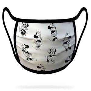 🖤 Disney Minnie Adult Large Face Mask Washable